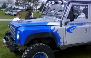 Land Rover Owner Spring Adventure 2007