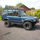 LANDROVER DISCOVERY OVERLAND ,,,,EXPEDITION MONSTER TRUCK ….