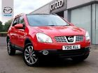 2010 NISSAN QASHQAI N-TEC MANUAL OFF ROAD VEHICLE  SUV