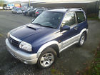SUZUKI GRAND VITARA 2.0 SE TD SWB 2003 LOW MILES GOOD HISTORY LONG MOT