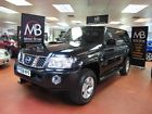 2008 NISSAN PATROL 3.0 Di Long Way Down Satnav Sunroof Full Leather 7St