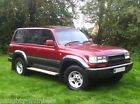 1994 M TOYOTA LANDCRUISER AMAZON 4.2 VX TD Turbo Diesel Manual UK CAR