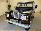 1971 J Land Rover 88″ -4×4 utility 4 CYL heavy oil