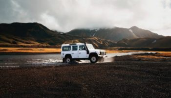 Alt-Terrain And All Rain! Getting A Handle On Off-Road Driving