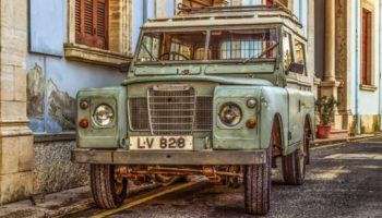 3 Jobs That The Land Rover Is Perfect For