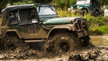 4 Safety Tips For 4×4 Off-Road Drivers