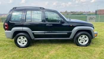 Jeep Cherokee 2.8 crd sport 4×4 off roader low miles