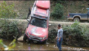 Mercedes Xclass vs Nissan Navara vs Isuzu Dmax  JEEP SAFARİ / OFF ROAD @TURKIYE BLACKSEA