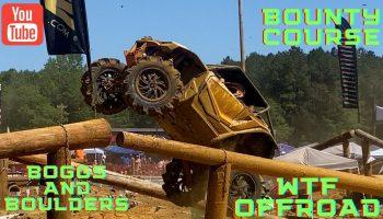 BOGGS & BOULDERS | WTF OFFROAD | BOUNTY COURSE | SXS | MAXIMUM DESTRUCTION | FULL SEND