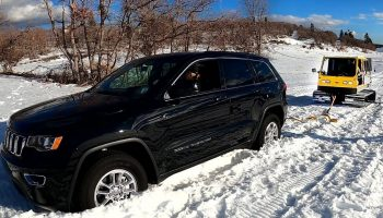 Toyota Tundra Can't Find Traction!