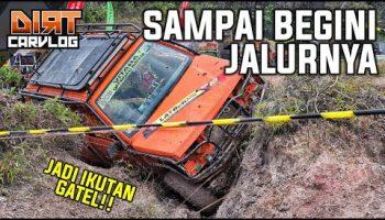IKUTAN KOMPETISI OFFROAD DI BATAM (PART 6) | DIRT CARVLOG #308