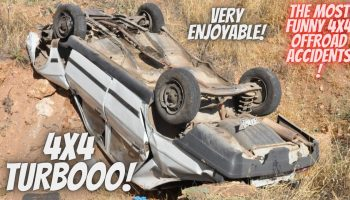 🔥 Oh my God !!!  🔥 🏆THE MOST PLEASANT ACCIDENTS of 4×4 offroad🏆