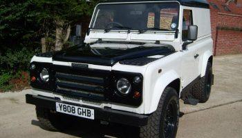 Land Rover DEFENDER 90 2.5 Td5 Hard Top 3dr