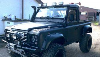 Land Rover defender 90 300tdi