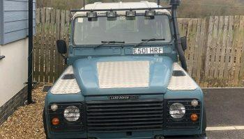 Landrover 90 4C Defender 2.8 Diesel Manual