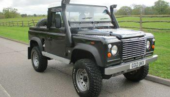 1990 Land Rover Defender 90 300 Tdi Pick Up