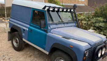 Land Rover Defender 90 4C SW DT