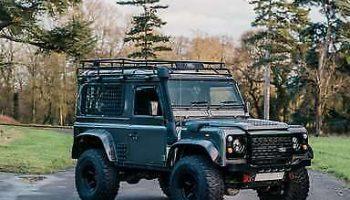 2002 Land Rover Defender 90