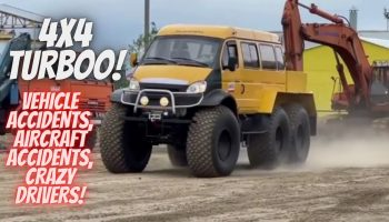 🔥❌OFFROAD 🔥❌CRAZY DRIVERS AND AIRCRAFT ACCIDENTS 4X4 OFFROAD