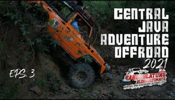 CENTRAL JAVA ADVENTURE OFFROAD 2021 – Eps. 3