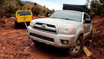 The Next Cry Baby – Toyota 4Runner