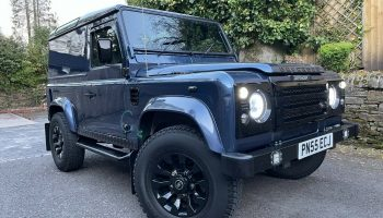 Land Rover Defender 90 TD5 Country Station Wagon 2.5 Full Service 80K Miles