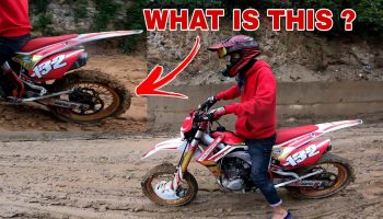CHALLENGE MYSELF IN OFFROAD
