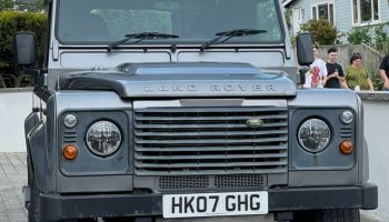 Land Rover Defender SWB 90 Hard Top
