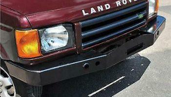 Land Rover Discovery 2 Heavy Duty Winch Bumper DA5645