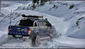 Ford Ranger 3.2 vs 2.2 🏆Snow and Mud OFF ROAD Challenger 🇹🇷🇹🇷 TÜRKİYE