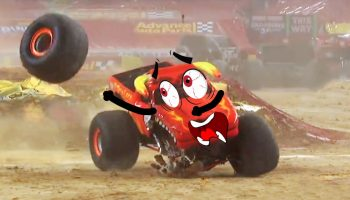 Big Foot Style, Monster Jam, Crazy Truck Off Road Fails !! Monster Jam High Speed Jumps and Crashes