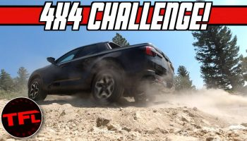 It Struggled! I Push The New Hyundai Santa Cruz To The Max Off-Road, The Results Were Surprising!