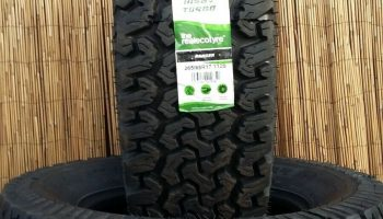 265 65 17 INSA RANGER  ALLTERRAIN TYRES FITTED AND BALANCED OR FREE DELIVERY