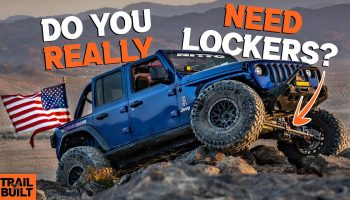 Do you need Lockers to Offroad? || Part 1 of 2