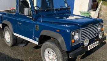 Land Rover Defender 90 Pick Up  No VAT